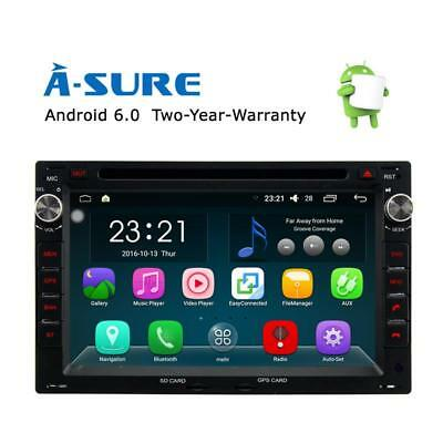 Android 6.0 DVD GPS Sat Nav for VW T5 Passat B5 Golf 4 POLO BORA Sharan Jetta T4