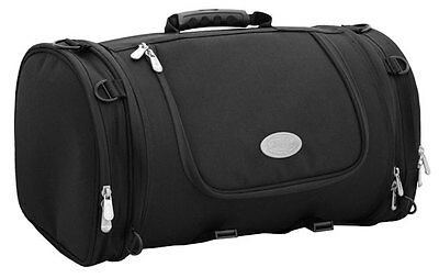 TM Motorcycle Luggage Route66 Deluxe Roll Bag 37Ltr 30cm L x 25cm H