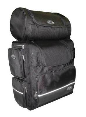 TM Motorcycle Luggage Adventurer With Roll Bag Combo