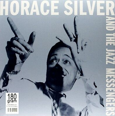 HORACE SILVER AND THE JAZZ MESSENGERS Remastered (180g Audiophile LP | VINYL)
