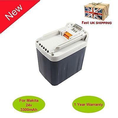 3.3Ah battery for Makita 24V BH2433,BH2430,BHP460,BHR200 Ni-MH BH2420 B2417 2430