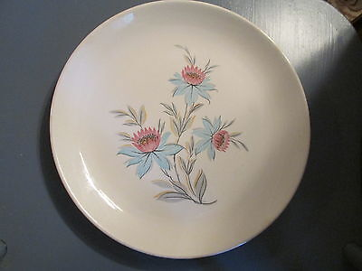 VINTAGE Steubenville Pottery FAIRLANE DINNER PLATE 10 Inches