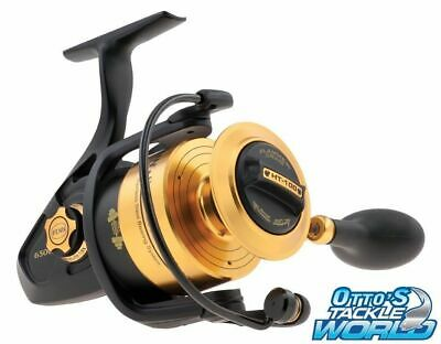 Penn Spinfisher V SSV 7500 Spinning Fishing Reel BRAND NEW at Ottos Tackle World