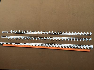 "Shindaiwa Hedge Trimmer Blade 40"" 2 Pair  4PS HT2510 C4 18500-90005 18500-90004"