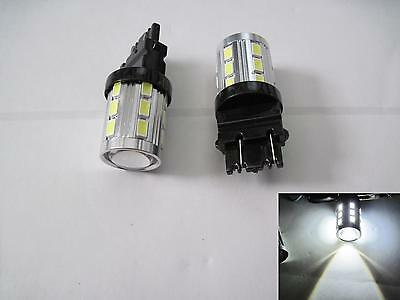 4x  3157 SRCK CK Samsung 3030SMD high power LED White Yellow Switchback Type 2