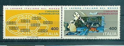 Industrie Automobile - Automotive Italy 1983