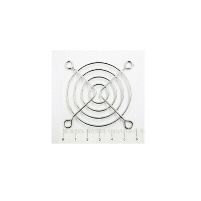 60mm PC Fan Metal Grille Protector Finger Guard