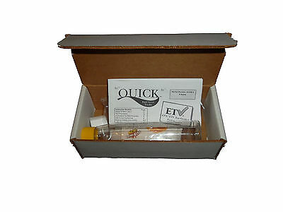 Arsenic Test Kit, Great for Well Water, 5 Tests (481396-5) / 0 - 500 ppb