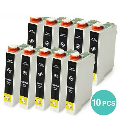 20x Ink Cartridges T200XL for Epson XP 100 200 300 400 410 WF2510 2520 2530 254