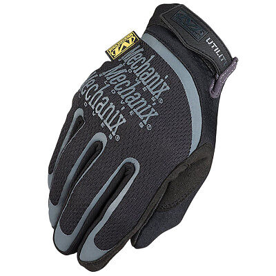 Mechanix Wear Tactical Utility Multipurpose Mens Work Gloves Protection Black