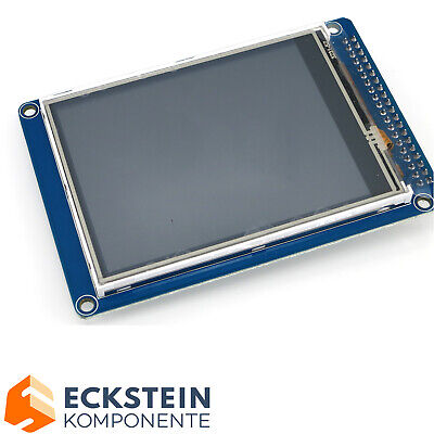 3.2 inch 240x320 TFT with Touch panel