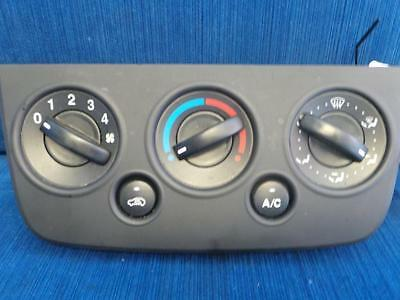 Ford Fiesta Heater/ac Controls Wp/wq, 03/04-12/08 04 05 06 07 08