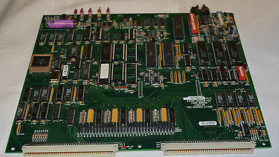 Bally Gaming S6000 MPU Board with new battery