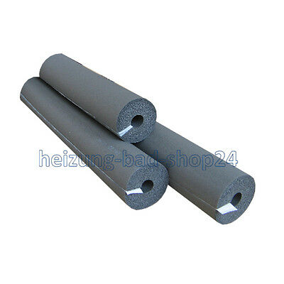 Rubber Insulated Pipe Insulation Self Adhesive 50% or 100% for Part Armaflex