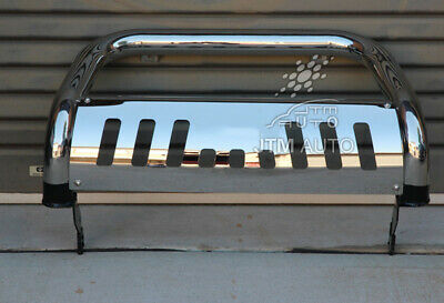 """Mazda BT-50 BT50 Nudge Bar 3"""" Stainless Steel Grille Guard 2012-2017"""