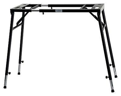 Professional Keyboard Table Stand Dj Equipment Notebook Turntable Mixer Foldable