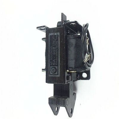 Lifting 0.5Kg 220V 10mm 5N Circuit Control Tractive AC Solenoid Electromagnet