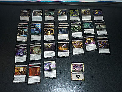 MtG Magic the Gathering Harpy Shade Deck