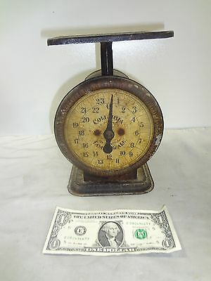 Columbia Family Scale 24 Pounds by Ounces - Circa 1900s
