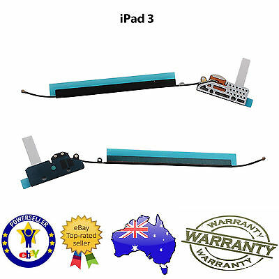 for iPad 3 - WiFi / Bluetooth Antenna Flex Cable Ribbon Replacement Repair Part