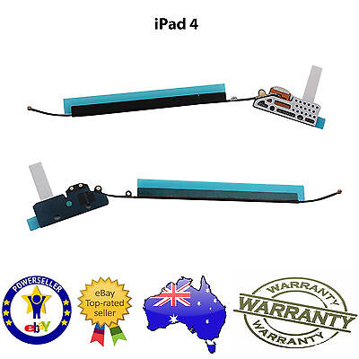 for iPad 3 / iPad 4 - WiFi / Bluetooth Antenna Flex Cable - NEW Repair Part