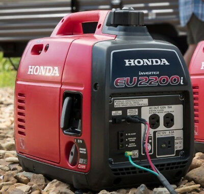 HONDA EU2200i GENERATOR - BRAND NEW MODEL