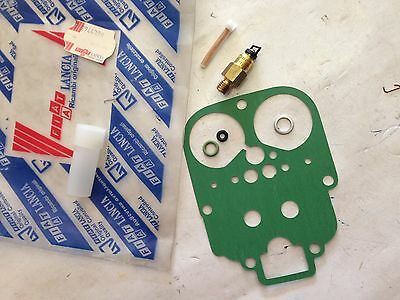 9944398 9936857 Weber 30Dgf Tlde Kit Revisione Carburatore 126 Bis - 500 700Cc
