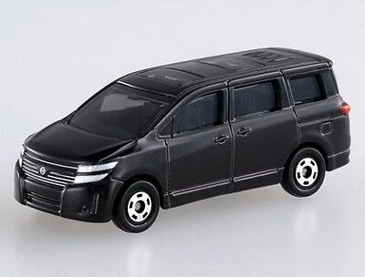 Tomy Tomica #88 NISSAN ELGRAND 1:64 Diecast Car NEW