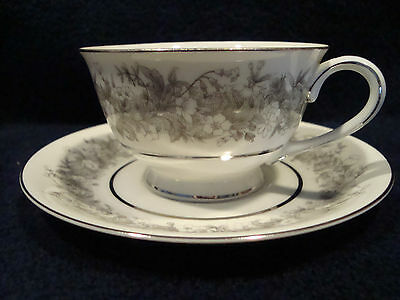 #284 Florentine cup and saucer by Sango China Japan