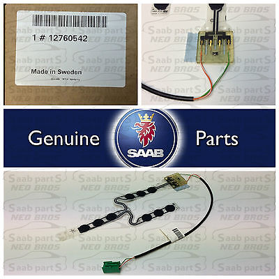 Genuine Saab 9-3 & 9-5, Seat Occupancy Pressure Sensor, Brand New, 12760542