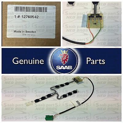Genuine Seat Occupancy Pressure Sensor for Saab 9-3 & 9-5, 12760542