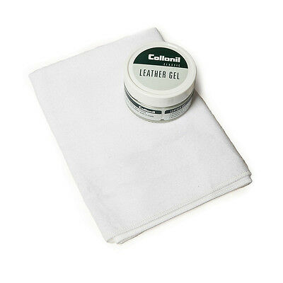 Collonil Leather Gel recommended by Mulberry -  with Free Polishing Cloth