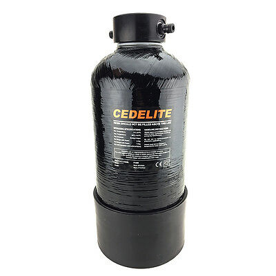 11L CEDELITE Resin Vessel Canister - To be used with DI or Softener Resin