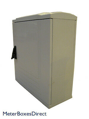 IP43 rated electrical kiosk (supplied flatpacked) 750x750x300mm