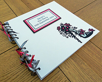 Personalised Hen Night Guest Book, Birthday Party Scrapbook , Memory Photo Album