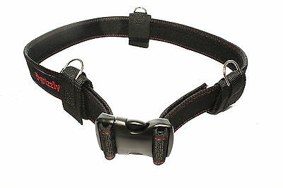 "Grizzly Dakota Camera, Video, Photography Utility Gear Belt -up to 40"" waist"