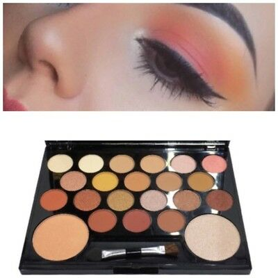 Amuse Cosmetics Eyeshadow, Blush and Highlighter All in One Palette