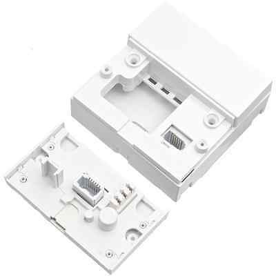NTE5 Master socket Faceplate, Latest  NTE5 Openreach Type WITH Bellwire Filter.