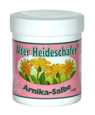 Herbal Ointment With Arnica extract  100 ml. Relives pain and  swelling
