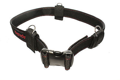 "Grizzly Dakota Camera, Video, Photography Utility Gear Belt -XL up to 60"" Waist"