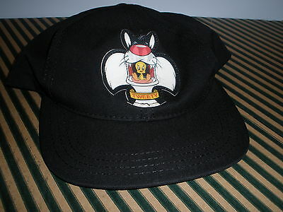 Looney Tunes Baseball Cap - Sylvester - Holographic- New