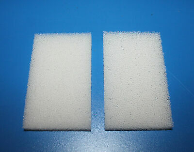 4 x COMPATIBLE INTERPET PF3 FOAM SPONGE REPLACEMENTS POWER FILTER FISH TANK
