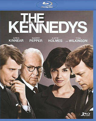 The Kennedys (Blu-ray Disc,3-Disc Set) JUST UNWRAPPED! LOW SHIPPING!