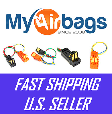 Fits-Toyota Highlander Airbag Clockspring Plugs Wire Connector New  #1