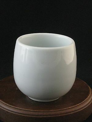 Hand Crafted Celladon Porcelain Cup Made in Korea