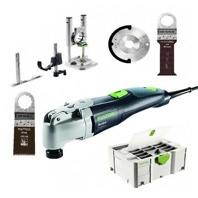 Festool Oszillierer VECTURO OS 400 EQ Set im Systainer 563001