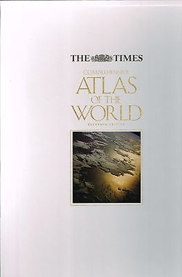 NEW BOOK The Times Atlas of the World - Collins Bartholomew