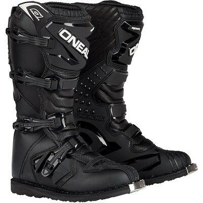 Oneal NEW 2017 Mx Rider Boot Dirt Bike Adult Moto Cheap Black Motocross Boots
