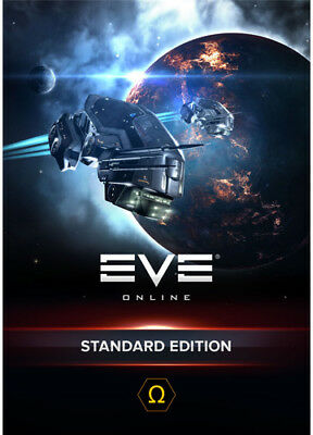EVE Online Standard Edition inkl 30 Tage & 150 Plex Pack CD Key PC Download Code