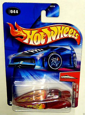 Hot Wheels - CROOZE OOZ COUPE - 2004 First Editions - BLISTER USA - 1:64